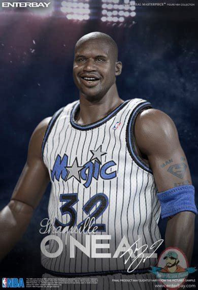 real masterpiece nba shaquille oneal lakers magic