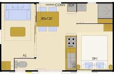 cing avec mobil home 4 chambres mobil home pas cher 2 chambres 6 personnes cing