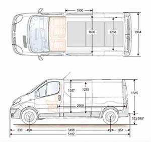 Dimension Renault Trafic 9 Places : dantrans ~ Maxctalentgroup.com Avis de Voitures