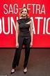 Laura Carmichael stuns in asymmetric jumpsuit as she ...