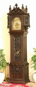 Tiffany & Co. Gothic Oak Grandfather Clock Price Guide