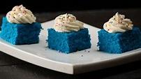 Blue Velvet Cake   Sanjeev Kapoor Khazana - YouTube