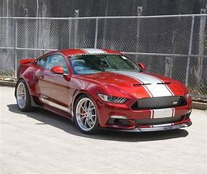 """Mustang Motorsport on Instagram: """"#WideWednesday done right! Stunning Ruby Red 2017 Shelby 50th ..."""