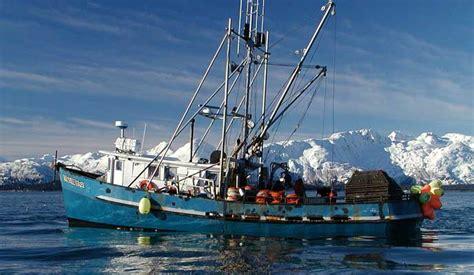 commercial fishing glacier bay national park preserve