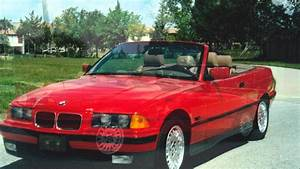 1994 Bmw 325i Red Convertible