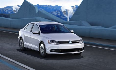 2013 Volkswagen Jetta Hybrid Or Jetta Tdi