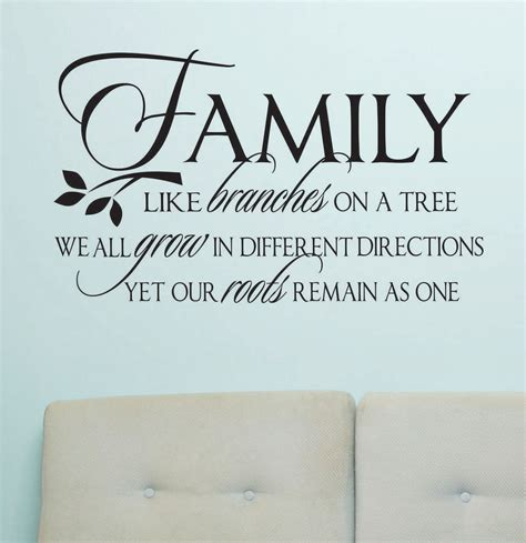 quotes  family trees quotesgram