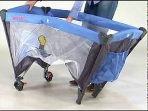Baby Reisebett Ikea : praktisches baby reisebett youtube ~ Buech-reservation.com Haus und Dekorationen