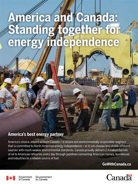 harper government ads  image  pipeline company