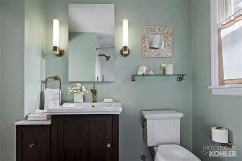 kohler tresham collection transitional bathroom