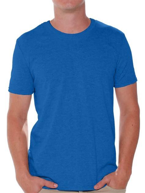 Gildan - Gildan Men Shirt Cotton Men Shirts Mens Value Shirts Best Mens Classic Short Sleeve T ...