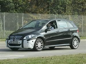 Futur Mercedes Classe B : future mercedes classe b phase 2 ~ Gottalentnigeria.com Avis de Voitures
