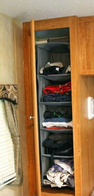 10 Hacks To Organize Your Rv Or Travel Trailer