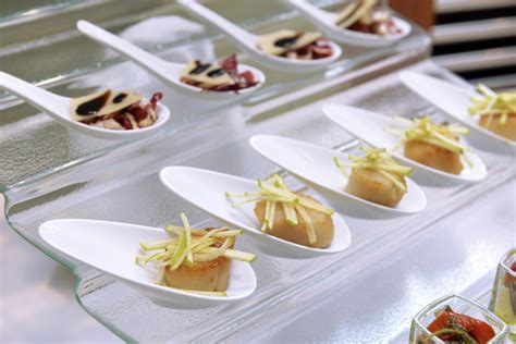 spoon canapes recipes how to use spoons at your wedding easy weddings uk