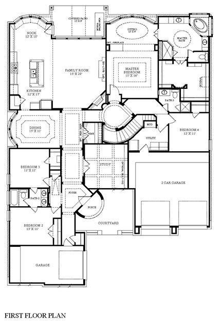 elegant  story brigsby home design  village