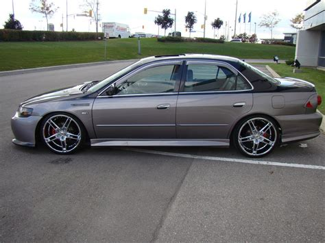 2001 Honda Accord by Udwanit2 S 2001 Honda Accord In Mississauga On