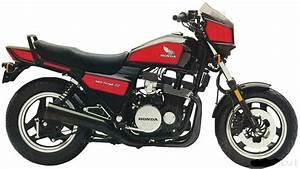 Honda Cb700sc Nighthawk 1984