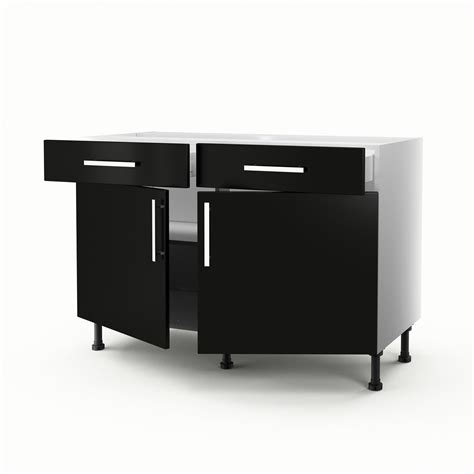 meuble de cuisine noir et blanc 10 cuisines canon qui