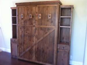The Best custom-made Murphy Beds in Texas! - Rustic