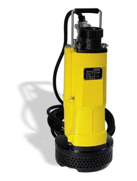 "Wacker Neuson Ps31500  3"" Submersible Pump, 110 Volt"