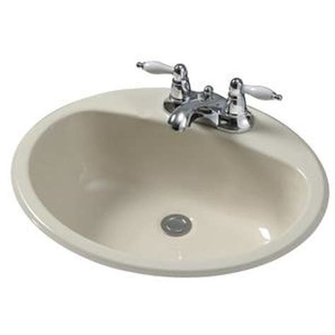 Drop In Bathroom Sinks Canada by Drop In American Standard Canada Bathroom Sinks The