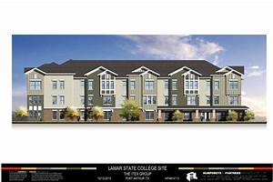On-campus residence hall at LSC-PA announced - Beaumont ...