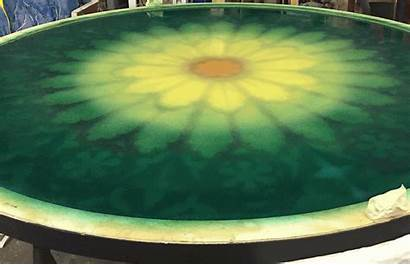 Glass Paint Stained Realistic Stunning Spectrum Window