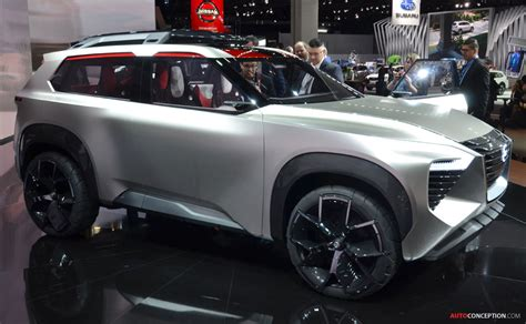 Nissan Xmotion 2020 by Nissan Xmotion Concept Wins 2018 Eyeson Design Award