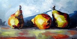 Pears ( still life) – Zlatko Music Art
