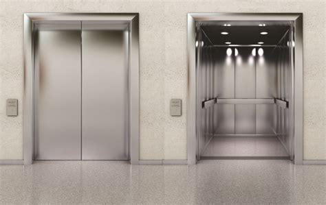 elevator doors closing closing and opening doors successfully