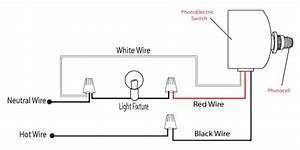 snr 100wf photocell wiring diagram ceilingfanswitch With wiring a lamp post
