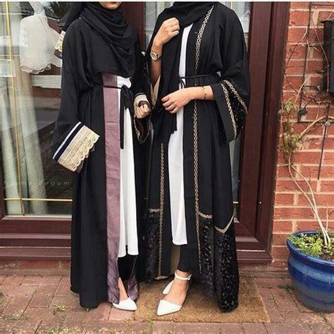 saudi abaya fashion  trendy girls