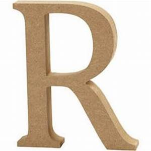 mdf wooden letter r 13 cm hobbycraft With wooden letters with pictures