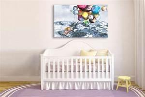 Tableau Deco Maison : tapisserie chambre enfant au sommet d 39 un r ve blog izoa ~ Teatrodelosmanantiales.com Idées de Décoration