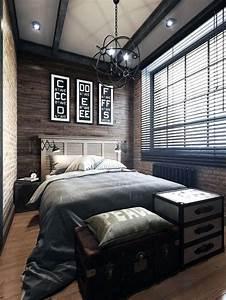 Cool, Modern, Bedroom, Design, Ideas, 25