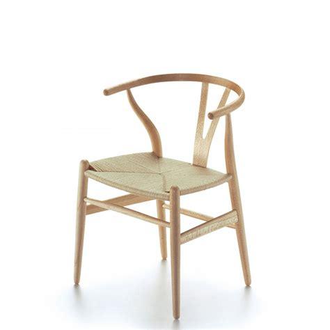 miniature wishbone chair