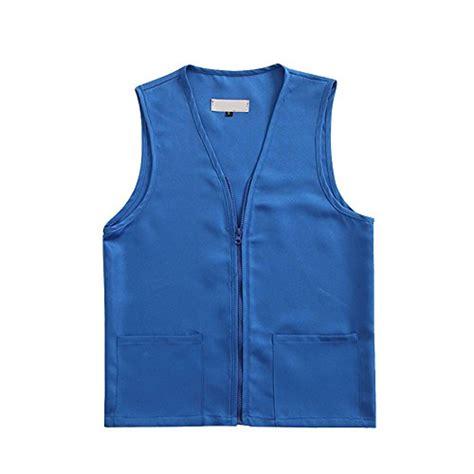 light pink vest toptie volunteer activity vest supermarket