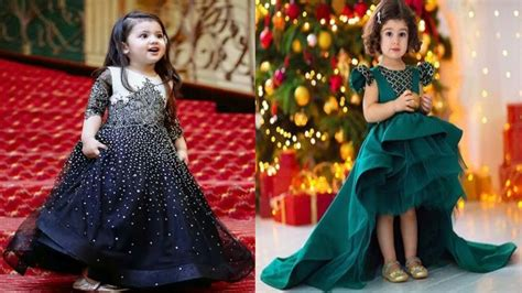Latest Baby Gown || Party Wear Dresses For Kids || Girls