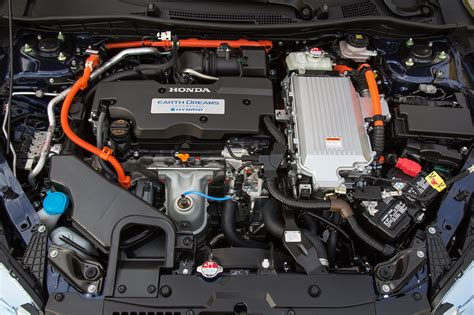 Hybrid Engine by 2014 Honda Accord Reviews And Rating Motor Trend
