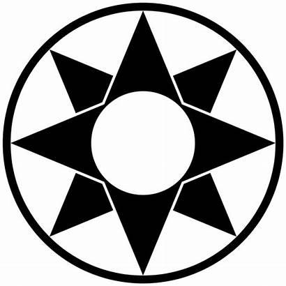 Star Symbol Ishtar Symbols Svg Simplified Mesopotamia