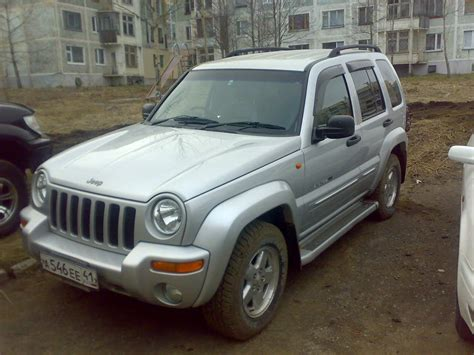 liberty jeep 2002 used 2002 jeep liberty photos 3700cc gasoline