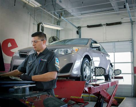 awesome benefits  wheel alignment completely firestone