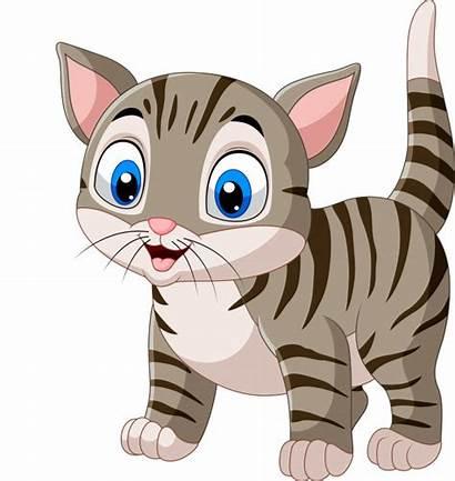 Cat Cartoon Katze Dibujos Chat Lustige Funny