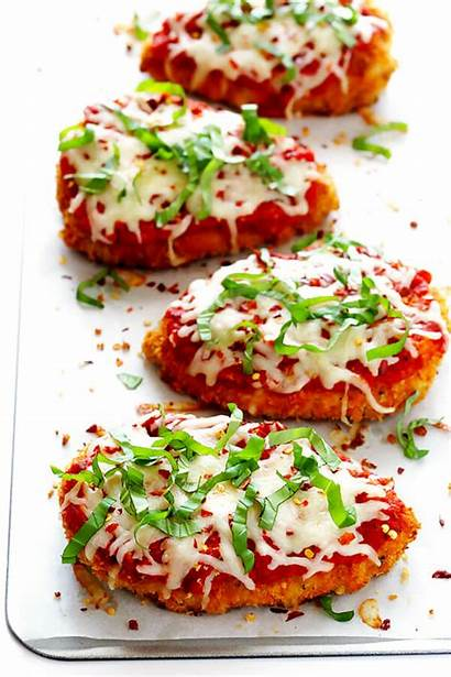 Parmesan Chicken Spicy Baked Recipe Sauce Basil