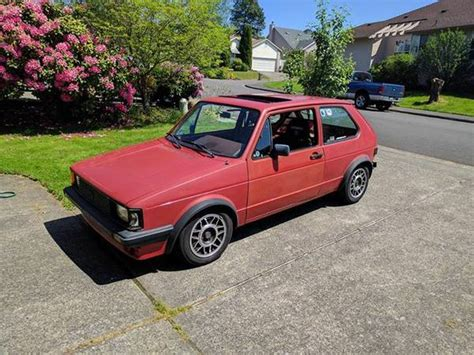 old volkswagen rabbit classic volkswagen rabbit