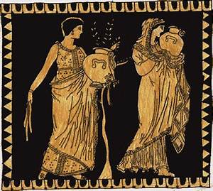 Were Greek Women Active Citizens? ~ History for Kids