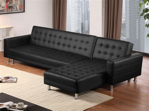 canapé d angle en simili cuir canapé d 39 angle réversible et convertible en simili cuir