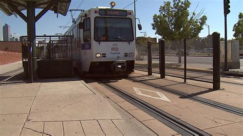 rtd light rail warning issued on auraria cus after student robbed on