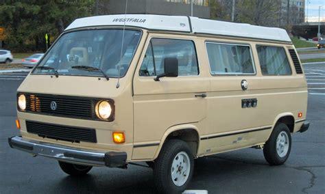 volkswagen vanagon 1985 vw vanagon westfalia cer 85k miles 10k in