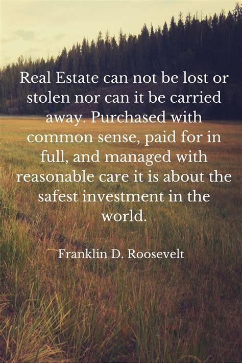 1000+ Real Estate Quotes On Pinterest  Real Estates, Real